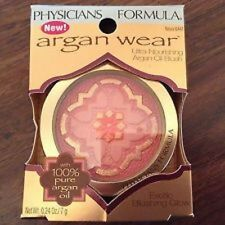 Physicians Formula Argan Wear Argan Oil Blush 6441 Natural ~ Combined Shipping~