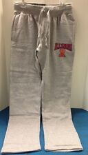 Illinois Fighting Illini embrodiered Sweatpants.  New with tags.