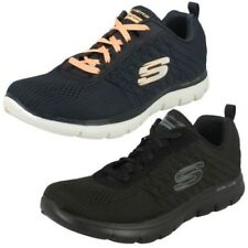 Ladies Skechers Comfortable Trainers Break Free 12757