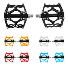 """Mountain Bike Pedals, Bicycle Pedals, 9/16"""" Lightweight Cycling Bearing Pedals"""