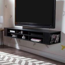 """South Shore City Life 66"""" Wall Mounted TV Stand, Multiple Finishes"""