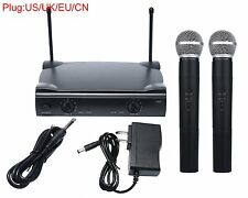 Pro Dual Wireless Cordless Microphone System with Wireless UT4 Type +2 MIC Hot