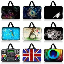 """Nice Designs 10"""" 10.1 inch 10.2"""" Laptop Netbook Tablet Bag Case Cover PC Gifts"""