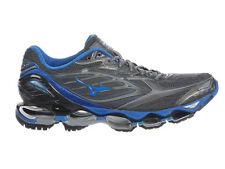 NEW MENS MIZUNO WAVE PROPHECY 6 RUNNING SHOES TRAINERS GRIFFIN / DIRECTOIRE BLUE