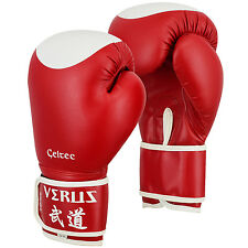 VERUS Boxing Training MMA Punching Bag Gloves UFC Muay Thai Fight Sparring Mitts