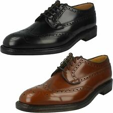 Mens Loake Formal Brogue Shoes 'Braemar'