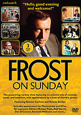 THE BEST OF FROST ON SUNDAY David Frost REGION 2 UK RELEASE New/Sealed 3 DVD SET
