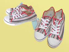 Ladies Canvas Shoes Shoes Sneakers Casual Shoes Sneaker Size 37 & 41 B-Stock