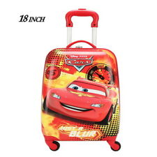 Cartoon Rolling Suitcase Kids Luggage Trolley ABS Bag Boys Travel Suitcase