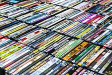 Lot of 25-500 Used ASSORTED DVD Movie 100-Bulk DVDs Used DVDs Lot Wholesale Lots
