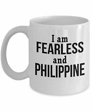 Philippine Mug - Funny 11oz or 15oz Ceramic Philippines Cup - Birthday Christmas