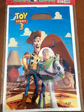 NEW Pack of 10 Boys Toy Story Themed Party Loot Bag Lolly Bags