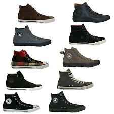 Converse All Stars Sneakers Trainers Chucks Boots Men's Women's Winter Shoes NEW