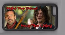 Negan and Daryl - Walking Dead - Fight the Dead cell case -  iPhone iPod Samsung