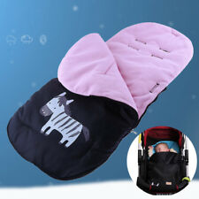 Windproof Baby Infant Sleeping Bag Cold-proof Stroller Carriage Mat Foot Cover