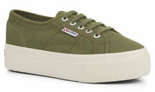 New SUPERGA 2790 Linea Up And Down - Green Capulet Olive