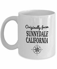 TV Show Mug - Originally from Sunnydale, California - Cool Ceramic Coffee Mug fo