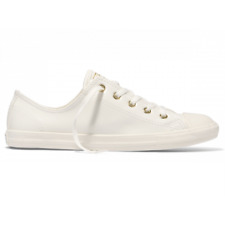 New Converse Dainty Craft SL Low - Egret / Gold