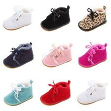 0-18M Fashion Baby Kids Boy Girl Winter Boots Toddler Soft Crib Shoes Sneakers