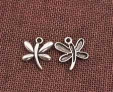 FREE SHIP 10pcs Tibetan Silver The Butterfly Charms Pendants 21X22MM Z58