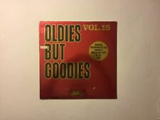 VA Oldies But Goodies Vol 15 LP Original Sound OSR-LPS-8865 US '85 M Sealed! 02G