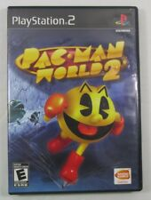Pac-Man World 2 (Sony PlayStation 2, 2002) Cleaned & Tested!