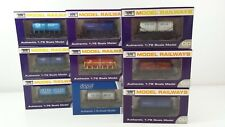 Dapol 6 Wheel Milk Tank Wagons - Your Choice of Model - Works with Hornby Trains