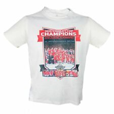 New without Tags Chicago Blackhawks 2015 Stanley Cup Champions White Level Wear