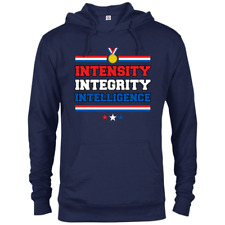 Intensity Integrity Intelligence 3 I's Wrestling Hoodie Angle You Suck Olympic