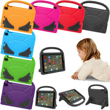Cute Kids Safe Shockproof EVA Foam Stand Case Cover For Apple iPad Air / Air 2