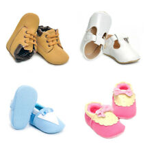Infant Toddler Baby Boy Girl Soft Sole Crib Shoes Newborn Winter Shoes 0-18 M