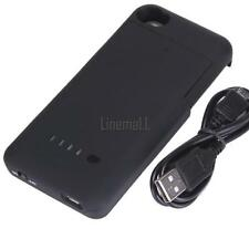 New 1900mAh External Rechargeable Backup Battery Charger Case  For Iphone LM