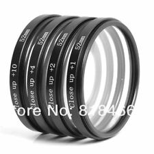 Macro Close Up Lens Filter +1+2+4+10 Filter Kit for canon nikon sony pentax dslr