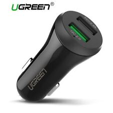 Dual USB Car Charger Quick Charge 2.0 3.0 Mobile Phone Car-Charger adapter Charg