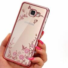 Floral Silicone Cases for Samsung Galaxy S7 S6 edge S3 S4 S5 S8 Case Samsung Gal