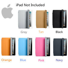 New Genuine Apple Slim Smart Front Cover for ipad 2 ipad 3 ipad 4 - Fast Ship