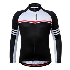 Cycling Long Sleeve Bike Jersey Mountain Clothing Comfortable Breathable