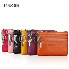 Genuine Leather Small Wallet Women Coin Bag Womens Wallets and Purses Leather Wa