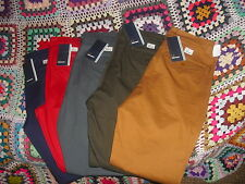Fred Perry Twill Chinos 3 colours 3 sizes RRP: £100 brand new with tags
