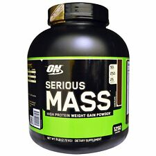 Optimum Nutrition Serious Mass Ultimate Weight Gain Protein Formula - 2.7kg