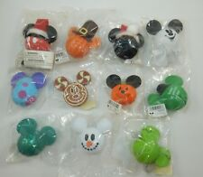 Disney Store Mickey Mouse Holiday Car Antenna Pencil Topper Ball