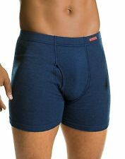 10  pair Hanes Men's TAGLESS Boxer Briefs with ComfortSoft Waistband #7460Z5 NEW