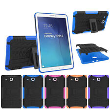 "Heavy Duty Protective Cover Case for Samsung Galaxy Tab E 9.6"" inch Tablet T560"