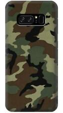 Army Green Woodland Camo Phone Case for Samsung Galaxy Note8 Note5 Note 4 3 2