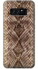 Rattle Snake Skin Phone Case for Samsung Galaxy Note8 Note5 Note 4 3 2
