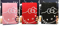 Flip Cute Hellokitty Smart Leather Stand case Cover Defender Apple iPad Series