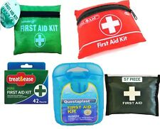FIRST AID KIT BAG MEDICAL EMERGENCY TRAVEL HOME CAR TAXI WORKPLACE 23 38 50 57