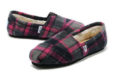 TOMS Earthwise Women's Classics Pink Plus Cashmere Warm Cotton Shoes
