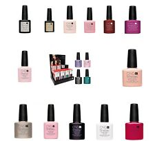 CND Shellac UV Gel Nail Polish Choose From Popular Colour, Top coat or Base coat