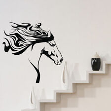 Vinyl Art Removable Wall Sticker Home Decor Mural DIY Animals Horse Decals DIY